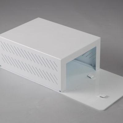 White Mini Photo Booth Upgraded Base