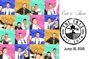 GIF Photo Booth Custom Print build by Your City Photo Booth